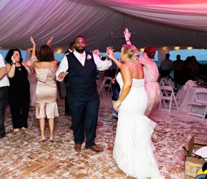 Beach Wedding Dancing